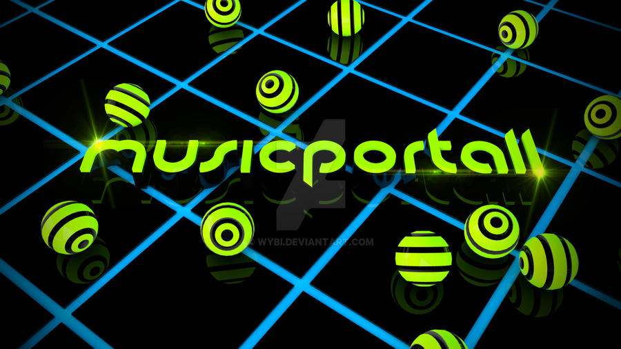 MusicPortall by Wybi