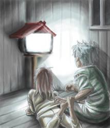 Watching the Ring by Nana-Boshi