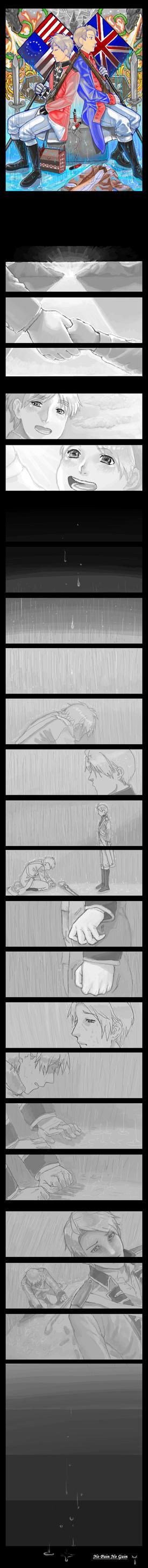 'No Pain No Gain' by Nana-Boshi