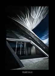 Outside BMW Welt 4 by FelixTo