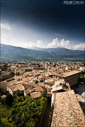 A Postcard From Rovereto by FelixTo