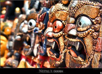 Nepal's Goods 18 by FelixTo