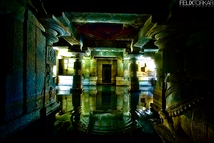 Underground Temple by FelixTo