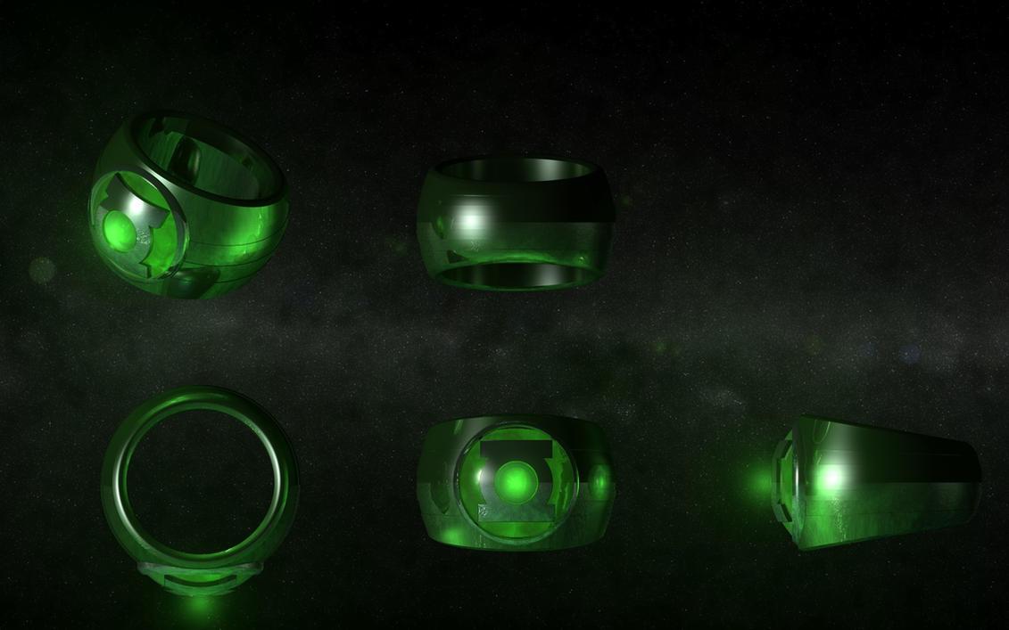 Green Lantern Power Ri...