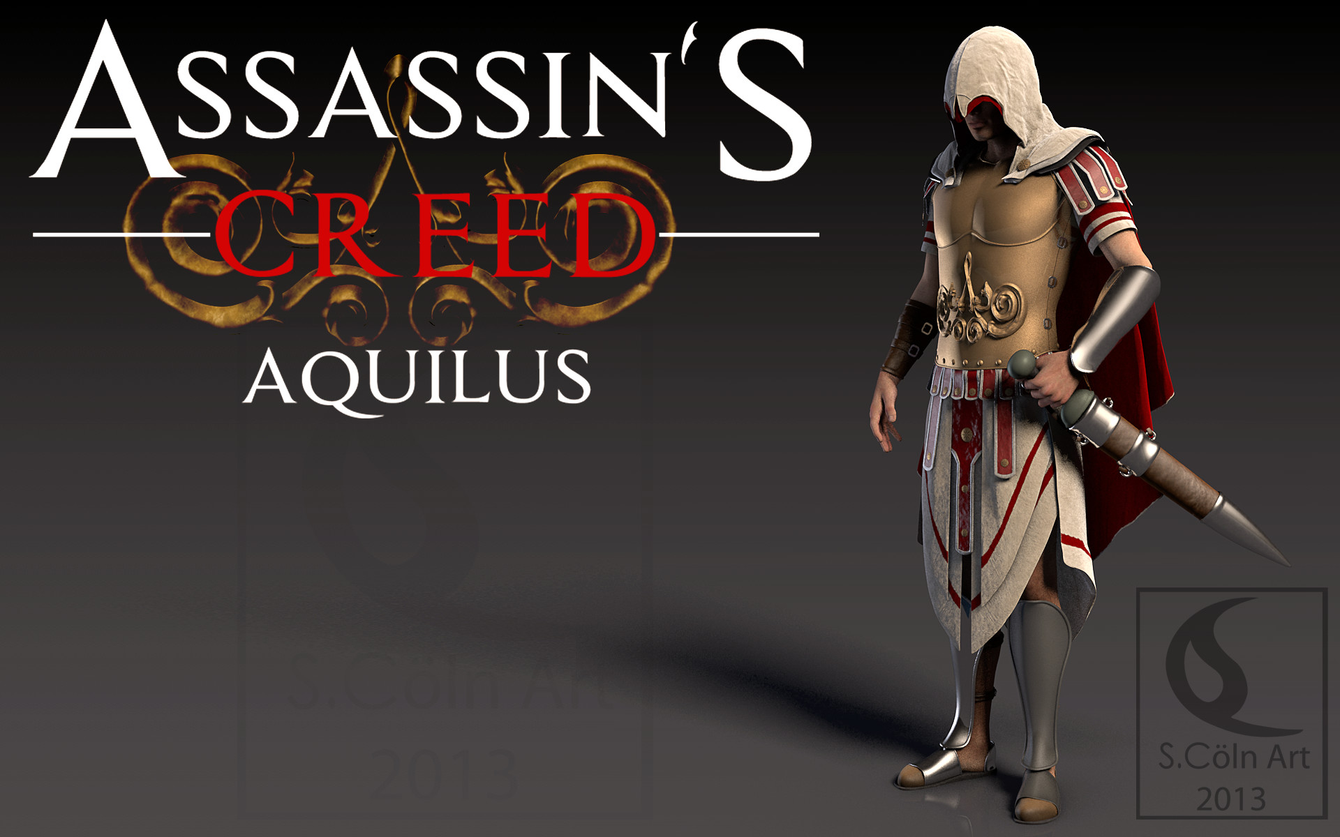Assassin's Creed Aquilus first version by Yowan2008 on ...
