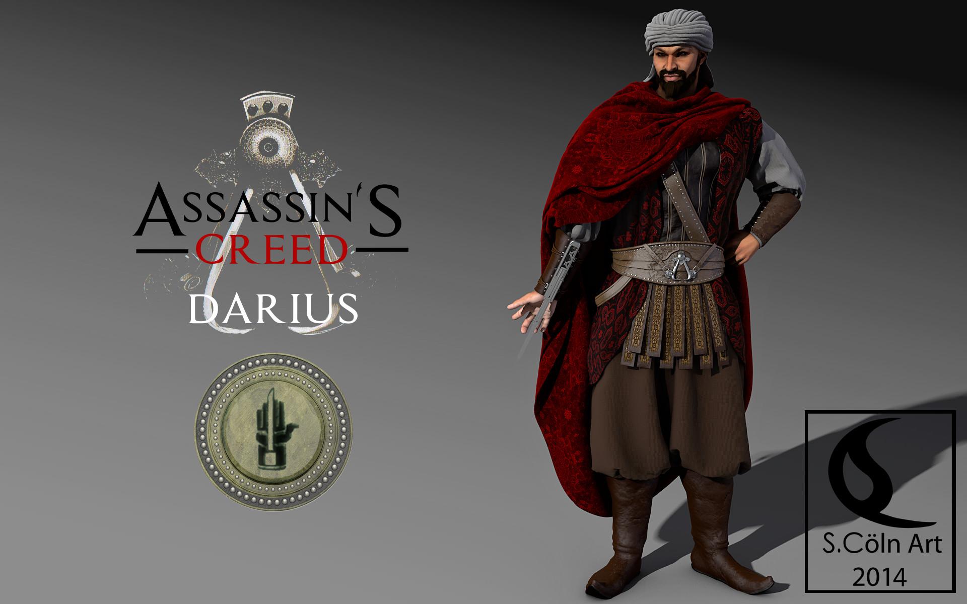 Assassin S Creed Darius 2 By Yowan2008 On Deviantart