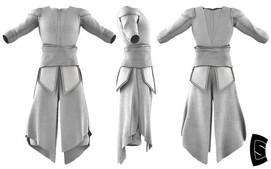 Assassin's Creed Aguilar Tunic 1