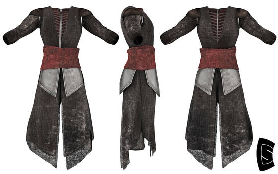 Assassin's Creed Aguilar Tunic 2