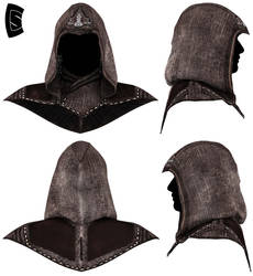 Assassin's Creed Aguilar Hood 2