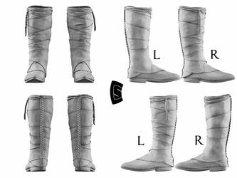 Assassin's Creed Aguilar Boots 4