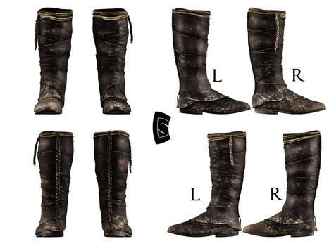 Assassin's Creed Aguilar Boots 5