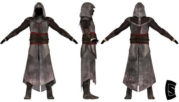 Assassin's Creed Aguilar robe 4