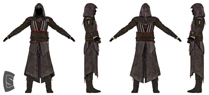 Assassin's Creed Aguilar robe 5