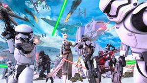 Empire strikes back!