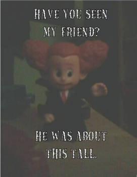 Meme - You Seen My Friend