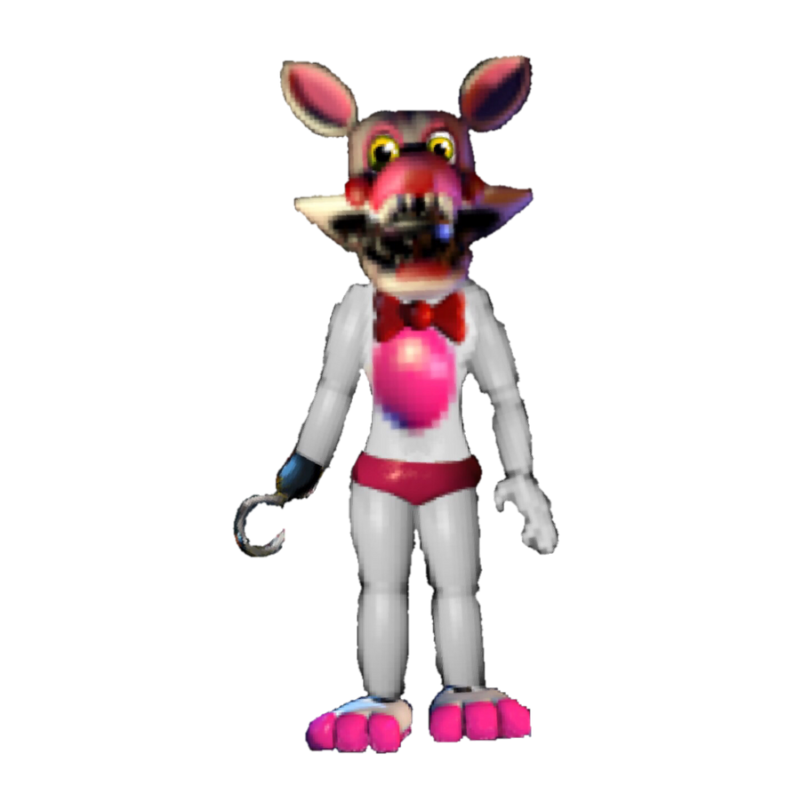 Toy Foxy/Funtime Foxy By OfficialCrazyDoes On DeviantArt - 894x894 ...