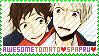 Awesome Tomato SpaPru Stamp by MikuFregapane