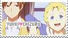 Yukki x Chizuru Stamp 2 by MikuFregapane