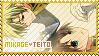 Stamp: Mikage x Teito - 07 Ghost by MikuFregapane