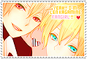 Big Stamp: Yeah I'm Len Kagamine fangirl by MikuFregapane