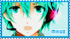 Stamp: Mikuo Hatsune (Vocaloid) by MikuFregapane