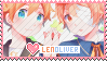 Stamp: Len and Oliver (VOCALOID) by MikuFregapane