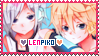 Stamp:  Len and Piko! [Vocaloid] by MikuFregapane