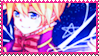 Stamp:  The Bird that Crosses the Stars 02 by MikuFregapane