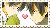 STAMP: ShinHaru (Shintaro x Haruka)