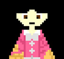 Kaguya Houraisan Pixelated by Gawayno