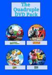 The Quadruple DVD Pack Volume 309