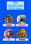 The Quadruple DVD Pack Volume 310