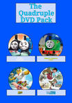 The Quadruple DVD Pack Volume 335