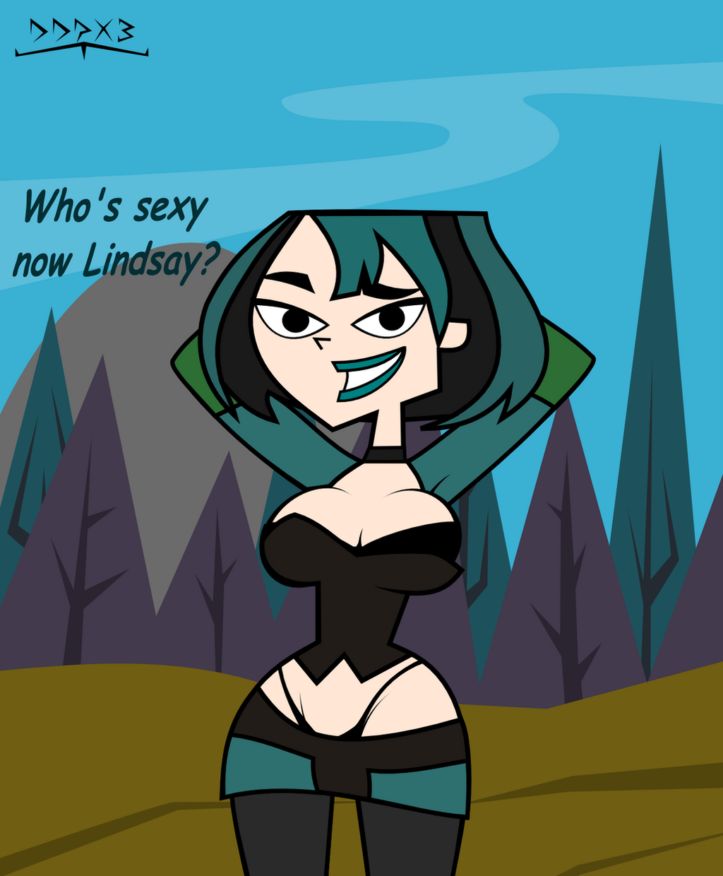 Who's sexy? (Version DA) (Version 1) by DarkDPX3