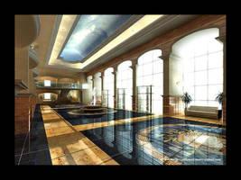 Muna Ramada Plaza Interior 3 by mohamedmansy