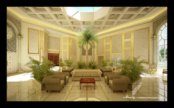 Palace Interior 5