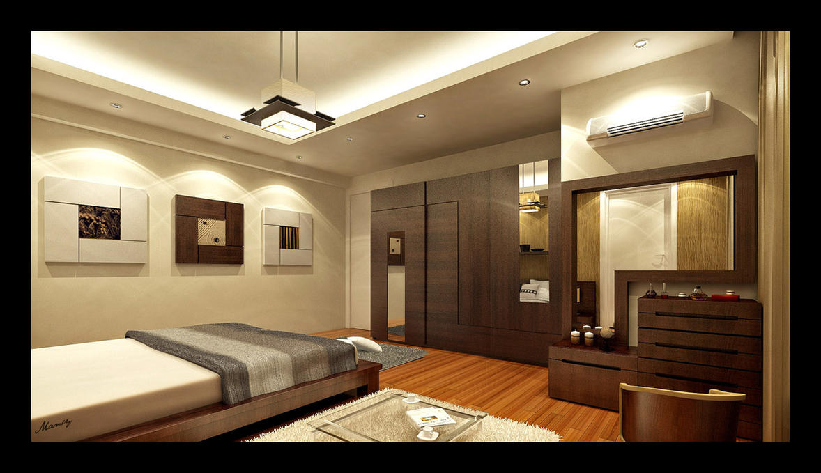 Bed room interior 2 by mohamedmansy on deviantart for Room bed pic