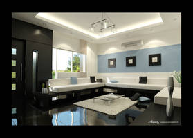 Utaibi House Men Majlis 1 by mohamedmansy