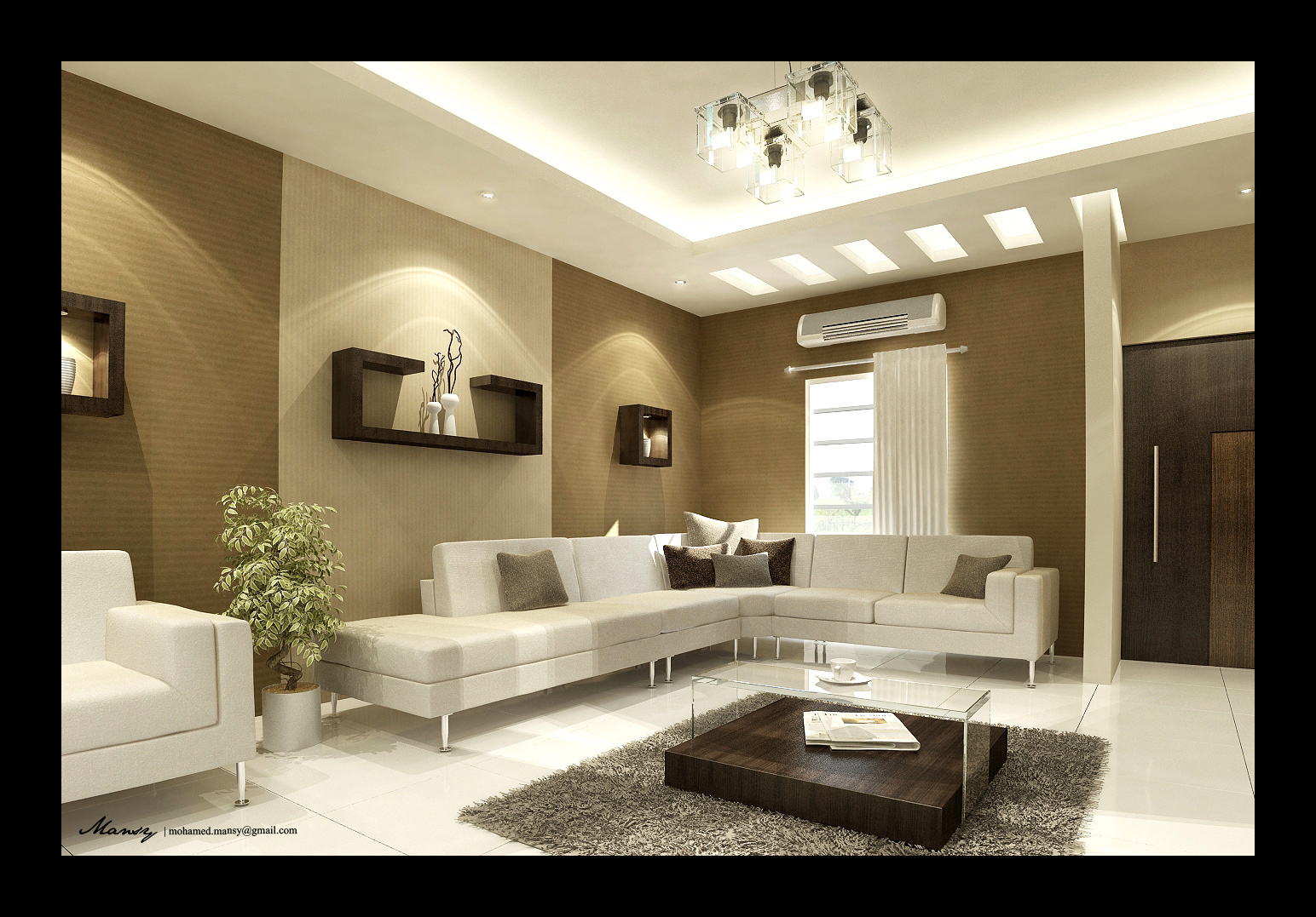 Utaibi House LivingRoom