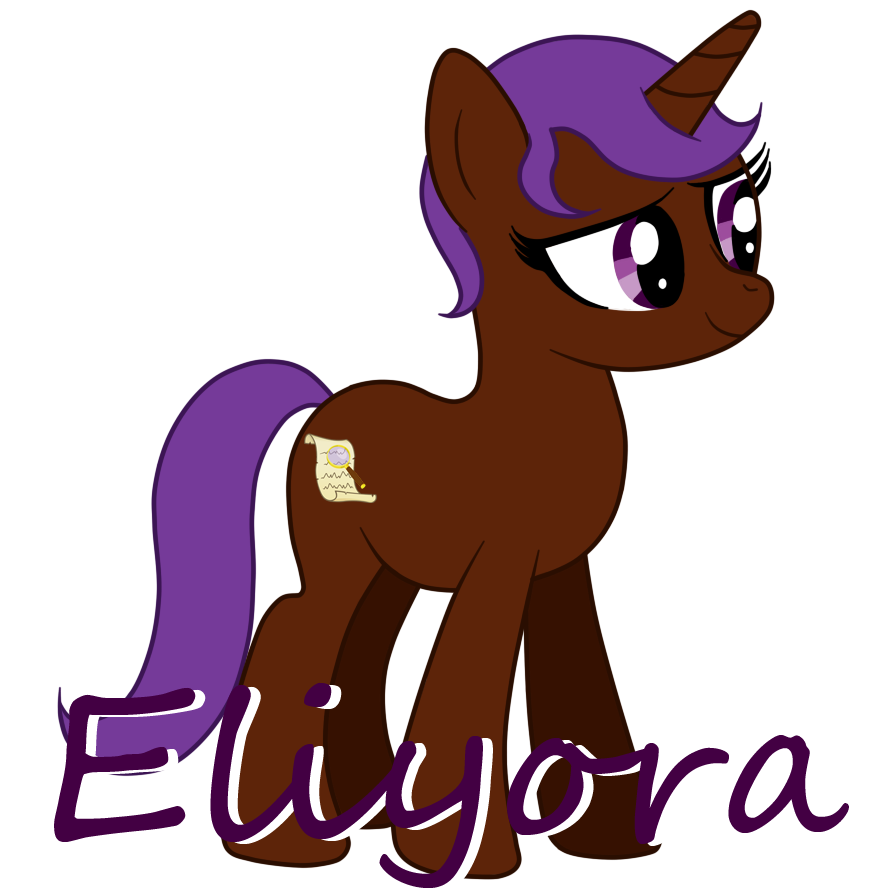 Eliyora (Sarcastic remark loading...)