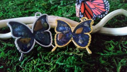 Gemstone Butterfly
