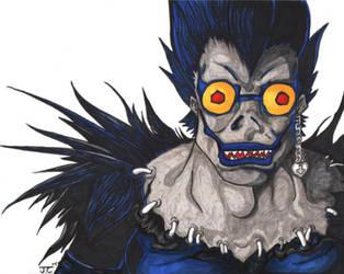 Hello Shinigami by Modelno197