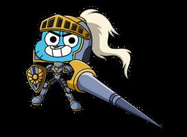 TAFoG: Gumball The Lancer