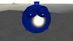 Krystal Blueberry Inflation