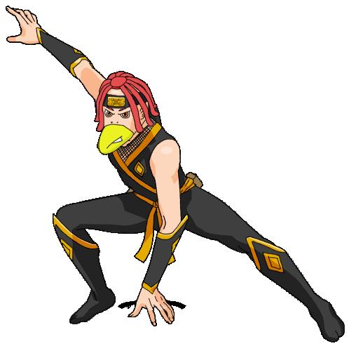 Zatch Bell 82: Ninja Vice Captain Pancho By TDPNeji On
