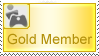 Xbox Live - Gold Stamp by IZ-Person