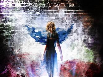 My Angel by IZ-Person