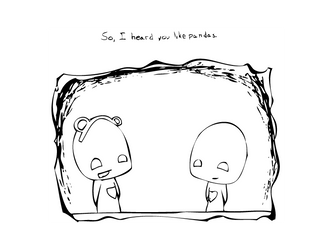 Pandas-Remake by IZ-Person