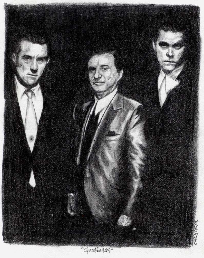 'Goodfellas' by CwK