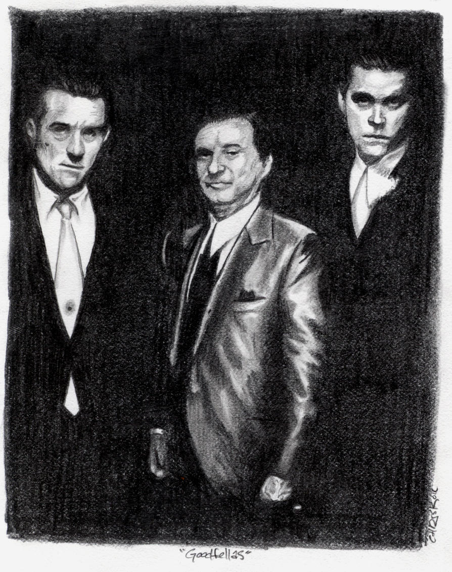 """Goodfellas"" by CwK"